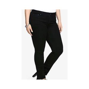 Black Source of Wisdom/Torrid London Skinny jeans